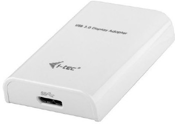 I-TEC USB 3.0 Display Video adaptér ADVANCE TRIO, Full HD+ 2048x1152/ HDMI/ DVI/ D-SUB(USB3HDTRIO)