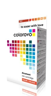 Inkoust COLOROVO 41A-CL | HP 51641AE | Multicolor | 42 ml(CRH-41-CL)