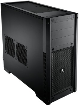 CORSAIR 300R BLACK Carbide Series černý Midi-Tower ATX PC Case, bez zdroje(CC-9011014-WW)